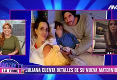"""Juliana Oxenford reveló que se sometió a una ligadura de trompas: """"Más hijos no voy a tener"""""""