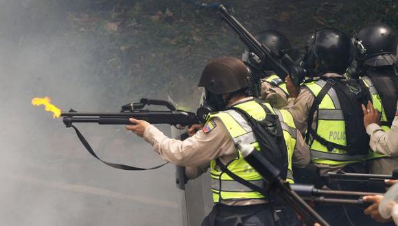 Venezuela: Policías y militares impiden marchas opositoras