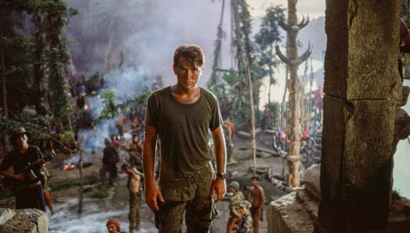 "Escena de ""Apocalypse Now"". (Foto: AP / Netflix)"
