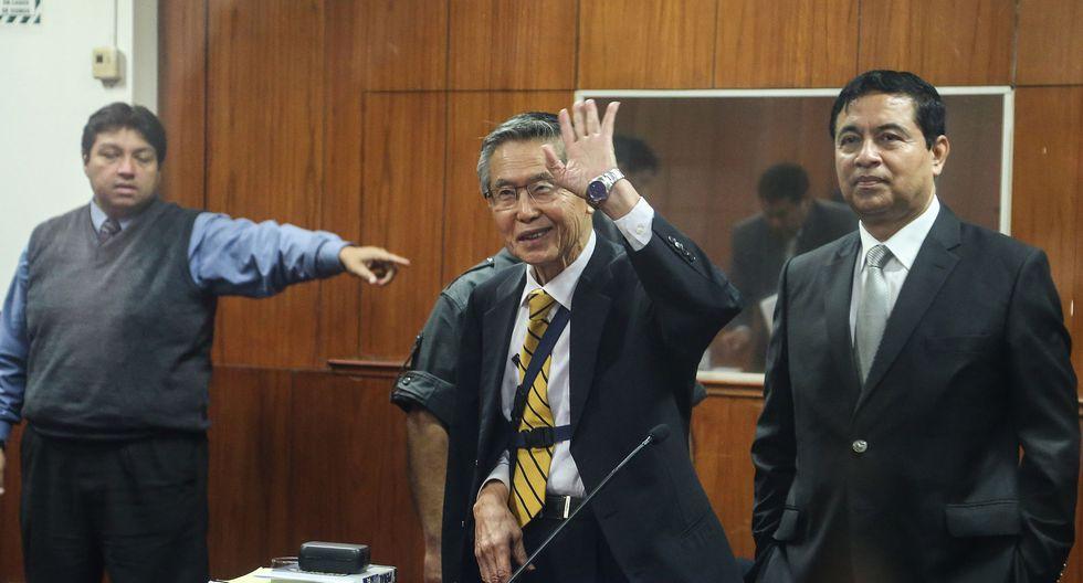 En su proyecto de ley, Paloma Noceda, de Fuerza Popular, critica a algunos textos escolares por su contenido sobre Alberto Fujimori. (Foto: Poder Judicial)