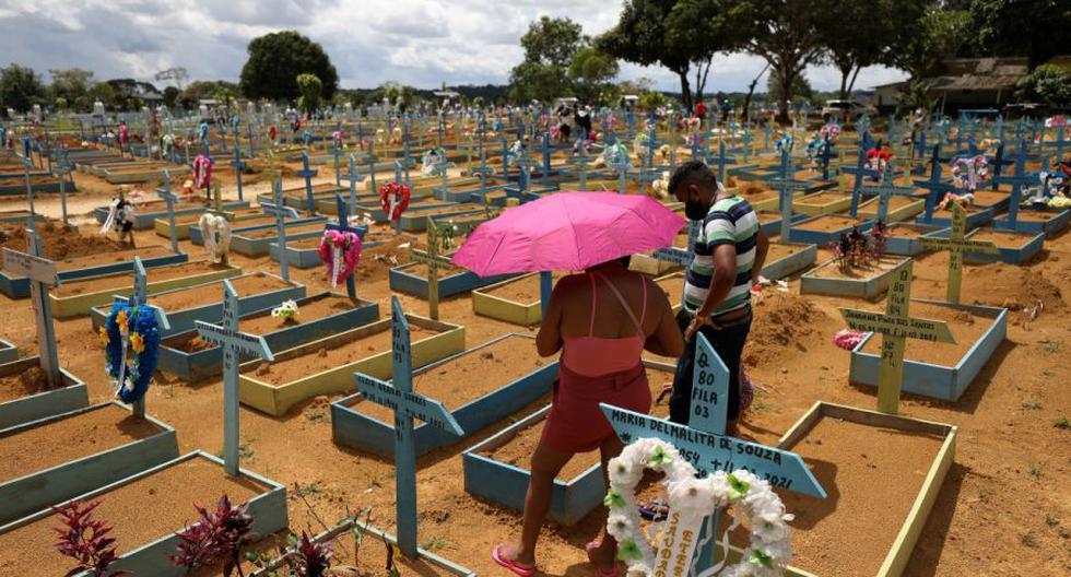 Coronavirus en Brasil | Últimas noticias | Último minuto: reporte de infectados y muertos por COVID-19 hoy, viernes 18 de junio del 2021. (Foto: REUTERS/Bruno Kelly).