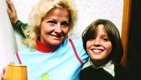 En los años 80 se le perdió el rastro a la madre del 'Sol de México' (Foto: lmxlmiguel / Instagram)