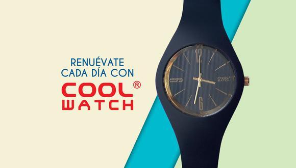 Los nuevos relojes Cool Watch refrescan tu look este invierno con modelos ligeros y sofisticados. Encuéntralos en todos los quioscos desde este lunes 30 de julio a tan solo S/28 soles con cupón de El Comercio.