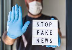 Aprende a identificar mensajes falsos y detener las 'fake news'