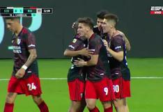 Carrascal pone el 1-0 para River Plate vs. Central Córdoba por la Liga Profesional   VIDEO