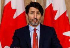 Trudeau advierte que la tercera ola de la pandemia del coronavirus en Canadá es más grave
