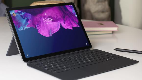 Conoce todas las características de las nuevas tablets de Lenovo precisas para el teletrabajo o las clases escolares virtuales. (Foto: Lenovo)