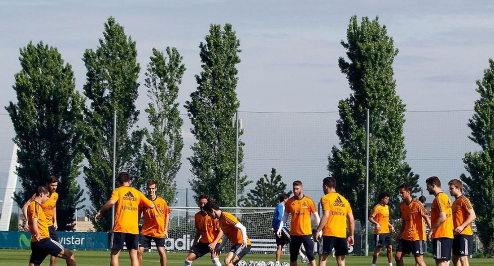 Real Madrid-Barcelona: la última práctica pensando en la final - 14