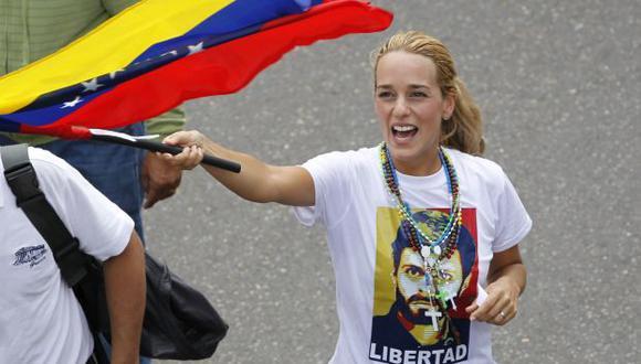 """Tintori al Papa: """"En Venezuela se están violando los DD.HH."""""""