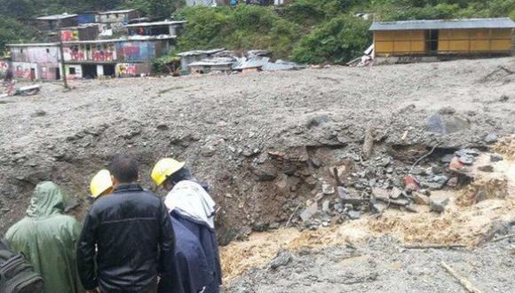 Cenepred: 24 distritos de la selva presentan un riesgo muy alto de huaicos