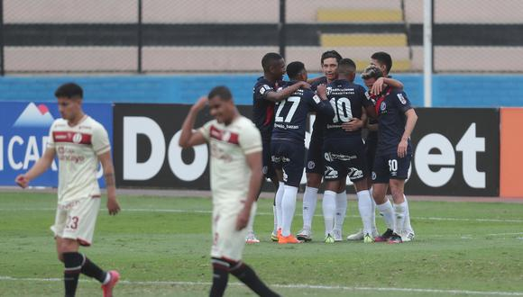 Universitario cayó 2-0 Municipal por la fecha 11 de la Fase 2 de la Liga 1 en el Estadio Miguel Grau. | Foto: Jesús Saucedo / @photo.gec