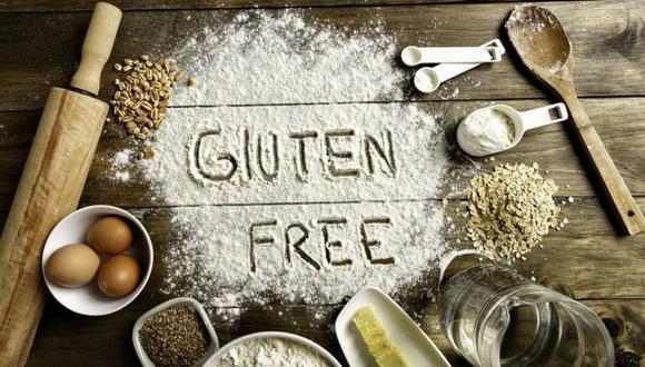 Alimentos libre de gluten. (GETTY IMAGES)