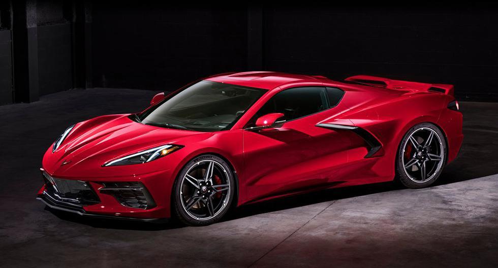 El precio base del Chevrolet Corvette Stingray en Japón es de US$ 91 mil. Las primeras unidades rodarán en el país nipón recién en el 2021. (Fotos: Chevrolet).