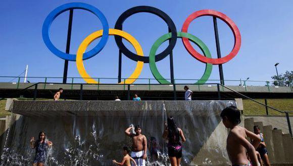 Oro olímpico, por Ian Vásquez
