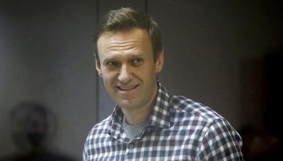 El opositor ruso Alexei Navalny está actualmente preso en una cárcel de Moscú. (REUTERS).