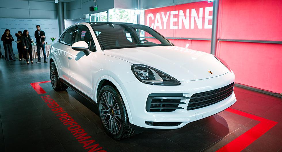 Se trata del vehículo más deportivo de la familia Cayenne. (Foto: Difusión)