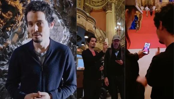 Damien Chazelle presenta cortometraje en pantalla vertical grabado con iPhone. (Foto: captura de video)