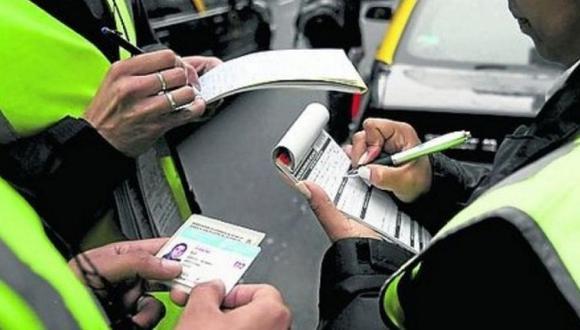 Callao: papeletas interpuestas a infractores de tránsito superan las 430 mil (Foto difusión)