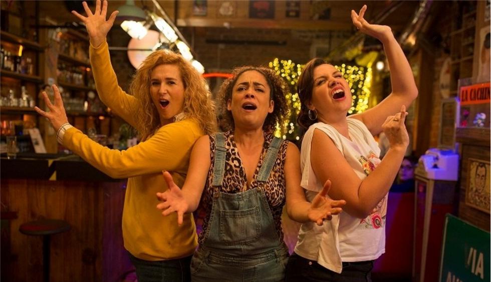 """""""Locos de amor 3"""": Lanzan el tráiler oficial de la comedia musical peruana  (Foto: Instagram)"""