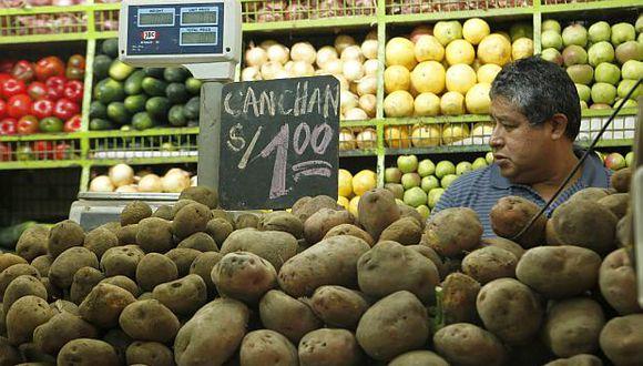 Los precios de alimentos y bebidas registran una baja en enero. (Foto: GEC)