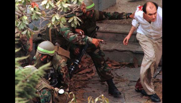 Operación Chavín de Huantar : 17 años después del rescate  - 2