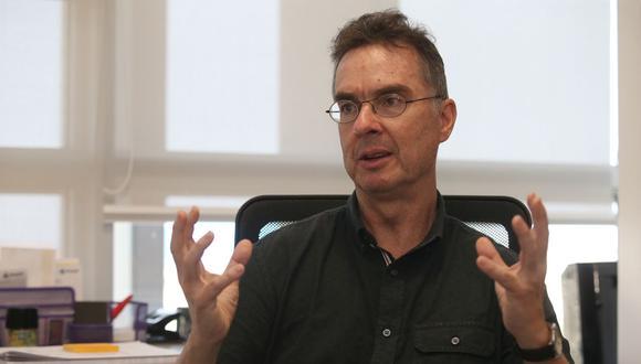 César Martinelli, profesor de Economía de la Universidad George Mason. (Foto: GEC)