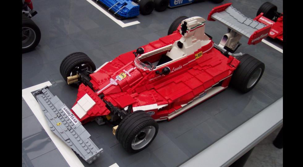 FOTOS: Lego podría sacar al mercado estos kits de la Fórmula 1  - 1