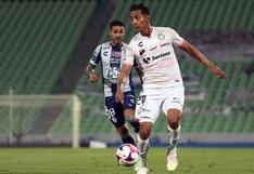 Santos Laguna igualó 1-1 frente a Pachuca por la fecha 14 de la Liga MX