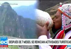 Conoce el nuevo rostro del turismo en Cusco y la nueva normalidad