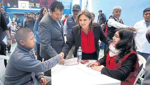 Pérez Tello, quien participó ayer en una campaña de asistencia legal en el penal de Lurigancho, se pronunció sobre la cuestionada casación de una sala de la Corte Suprema. (Foto: Andina)