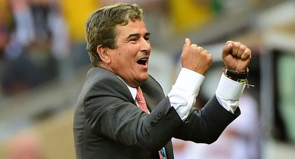 Jorge Luis Pinto consiguió con Alianza Lima el título nacional en 1997. (Foto: AFP)