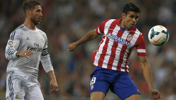 Real Madrid vs. Atlético: recuerda los últimos cinco derbis