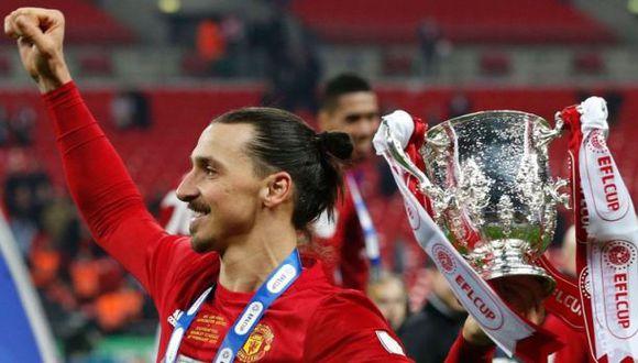 Manchester United cambió de mentalidad gracias a Ibrahimovic