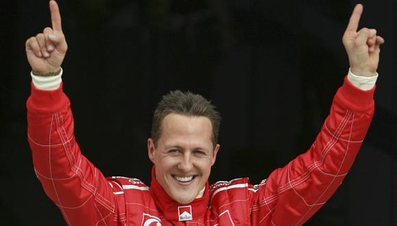 Schumacher despertó del coma y seguirá rehabilitación en Suiza