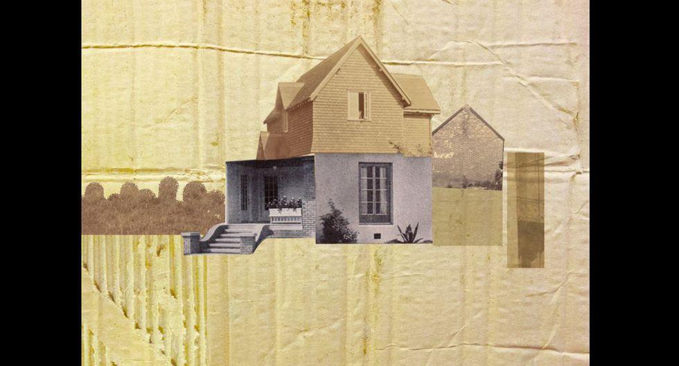 La casa de mi abuela y un recuerdo intacto, la columna de Lorena Salmón. (FotoIlustración: Nadia Santos)