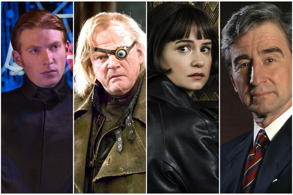 Los actores que no sabías que tenían padres famosos.