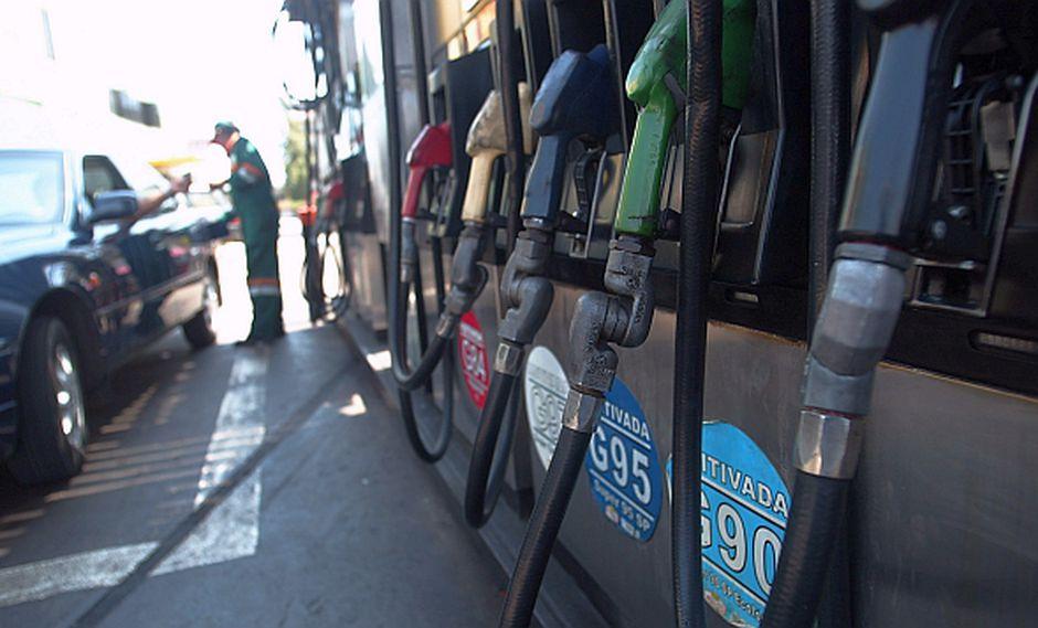 En setiembre subieron los precios de los combustibles y lubricantes por el alza de la gasolina (6,3%), GLP vehicular (2,7%) y petróleo diésel (1,8%) en Lima Metropolitana. (Foto: El Comercio)