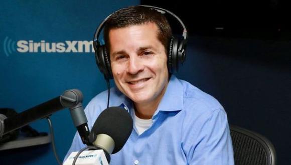 Obeidallah es estadounidense y musulmán y trabaja como periodista y locutor de radio. (Foto: SiriusXM radio)