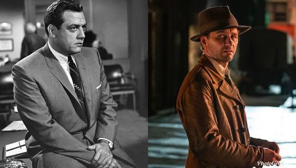 El actor Raymond Burr pasó a la eternidad al interpretar al mítico abogado en la serie estrenada en 1957. En el 2020 es Matthew Rhys quien se pone en los zapatos del personaje.