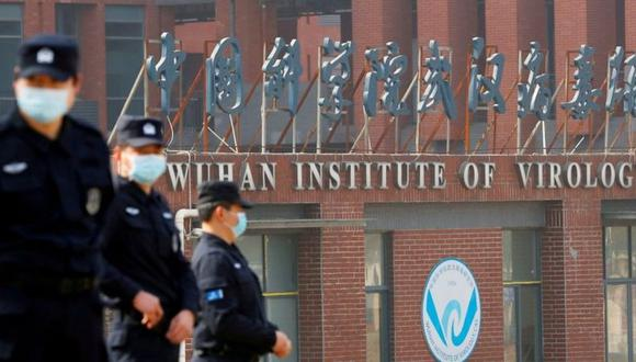 China rechaza cualquier vínculo entre la pandemia y el Instituto de Virología de Wuhan. (Foto: Reuters)