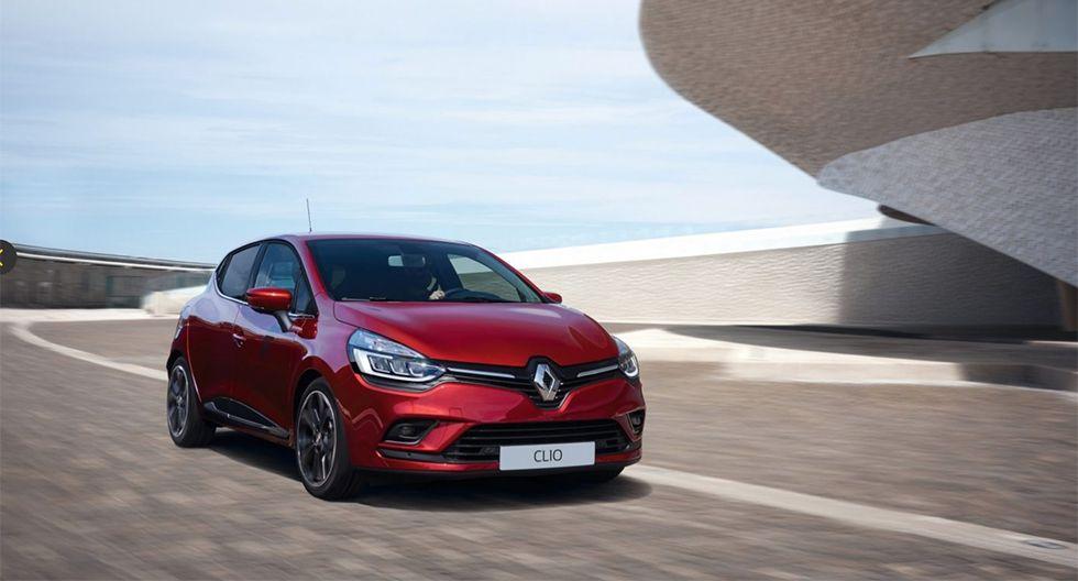 Renault Clio. (Foto: Renault)