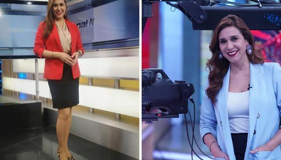 La periodista Verónica Linares anunció en marzo su embarazo. Ahora se conoce su sexo y admite que siempre quiso tener una niña. (@veronicalinaresc)