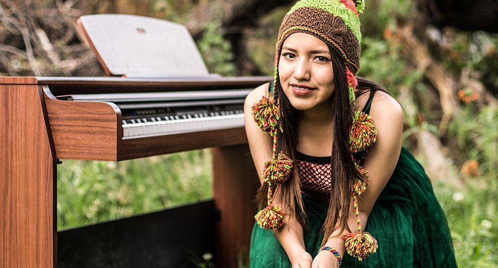 Renata Flores. (Foto: El Comercio)
