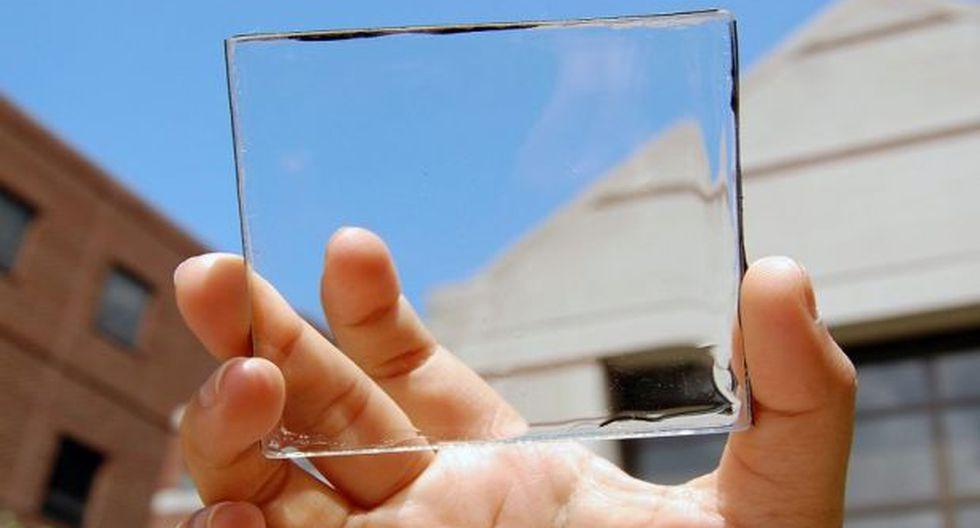Crean material que convierte ventanas en paneles solares
