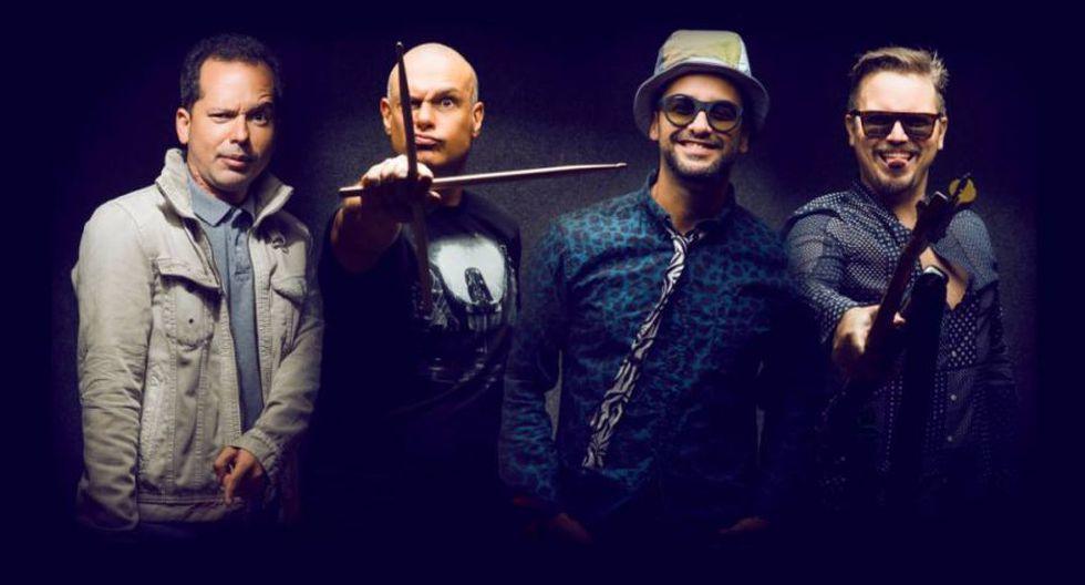 Los Amigos Invisibles ganaron un Grammy Latino en el 2009. (Foto: Difusión)
