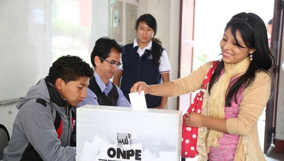 El cuadro de multas electorales fue actualizado para las Elecciones Congresales Extraordinarias 2020.  (Foto: Andina)