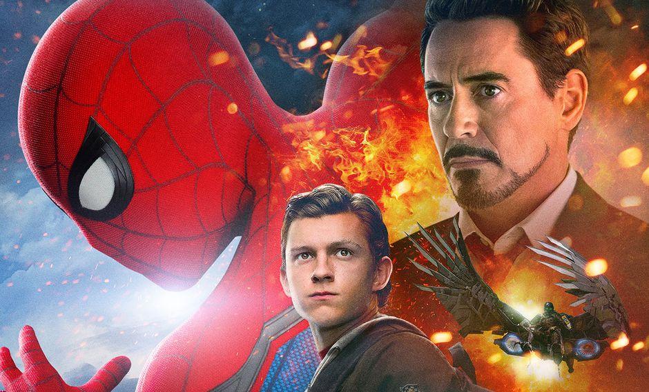 """""""Spiderman: Homecoming"""". ¿Qué opinas del nuevo póster? (Foto: Sony Pictures)"""