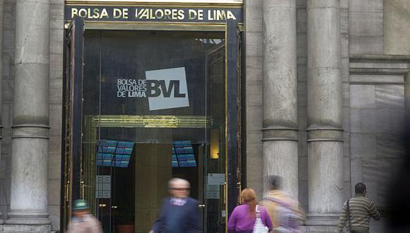 La Bolsa de Valores de Lima reportó un descenso de 0,21%