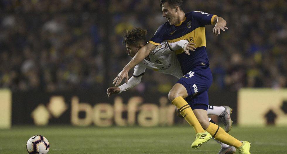 Nicolás Capaldo. (Foto: AFP)