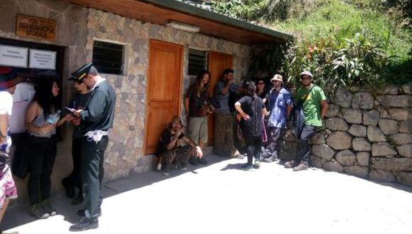 Cusco: 15 extranjeros fueron expulsados de Machu Picchu